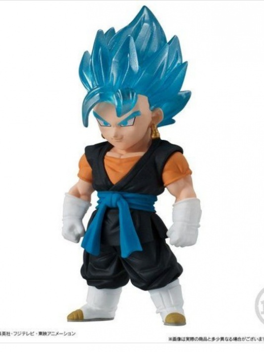 Super Dragon Ball Heroes Adverge Vegetto SSGSS