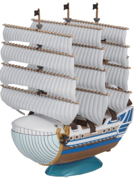 One Piece Grand Ship Collection Moby Dick