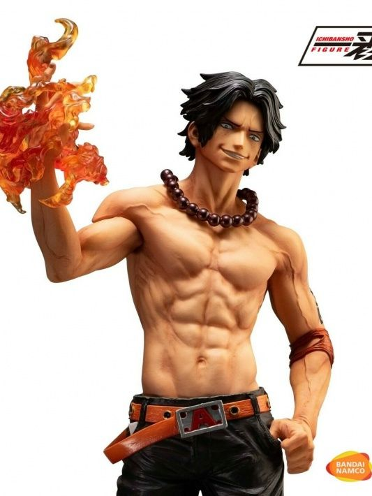 One Piece Portgas D. Ace Ichibancho Bonds of Brothers